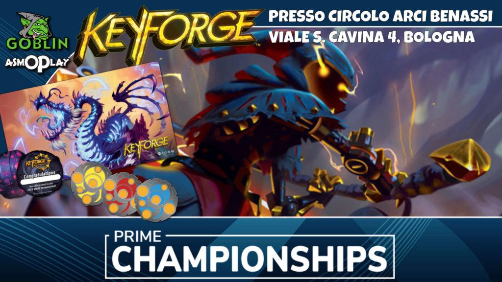 Keyforge – Prime Championship Bologna