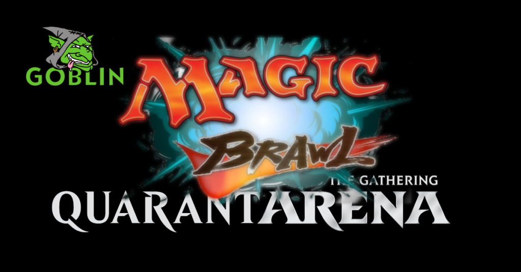 Magic Quarantarena: Standard Brawl Test Drive