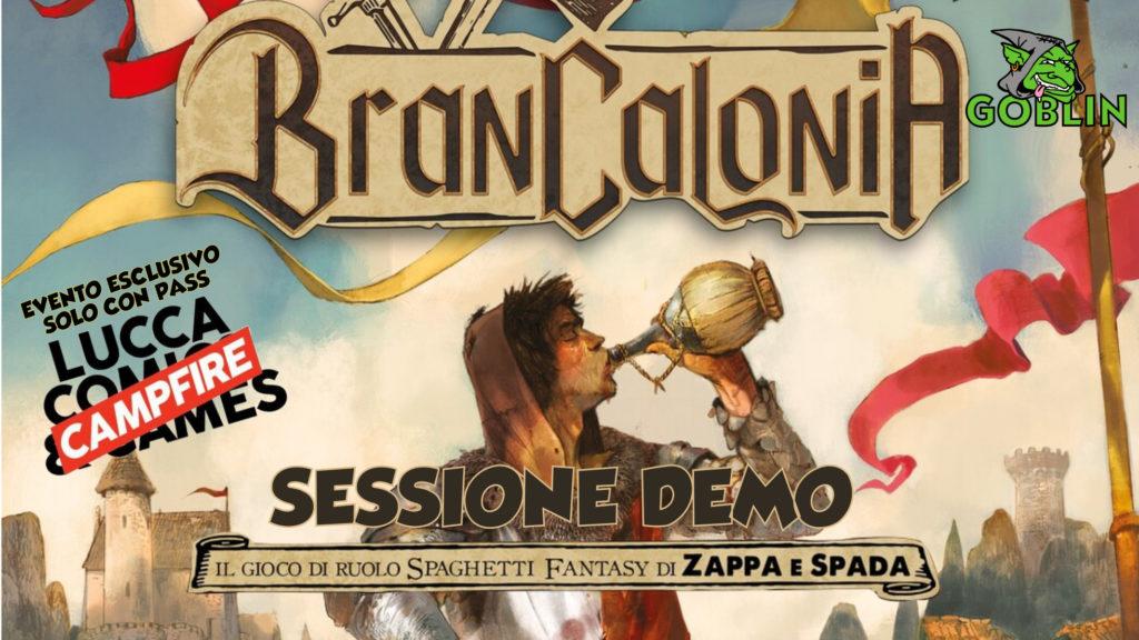 Lucca Changes: Brancalonia – il gioco di ruolo: demo