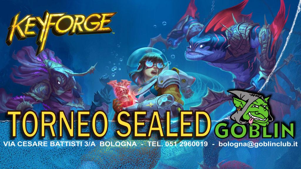 Keyforge – Torneo Sealed