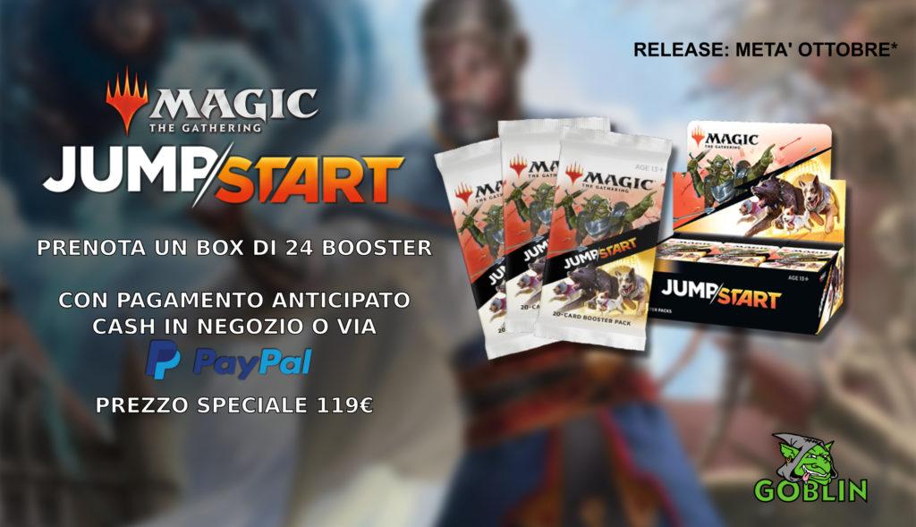 Magic Jumpstart