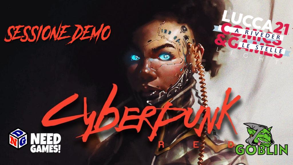 Cyberpunk Red (Gioco di Ruolo): partita DEMO